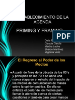 Agenda Priming y Framing 1 Tarde