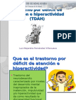 Trastorno Por Deficit de Atencion e Hiperactividad ([1]