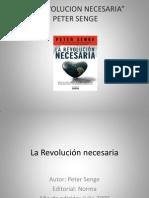 Presentación pedter senge la revolucion industrial