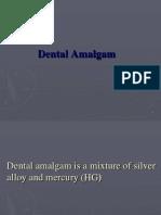 5 Dental Amalgam