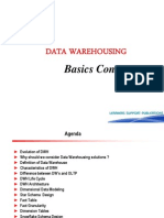 Data Warehousing Basic Concepts