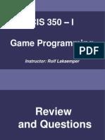 cis350_2004_9_reviewAndQuestions