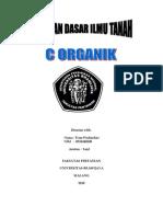 C ORGANIK