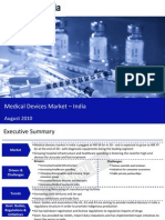 Medical Devices Market in India 2010 Sample 100810083708 Phpapp01