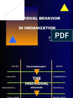 03-Individual Behavior & Differences-Section I