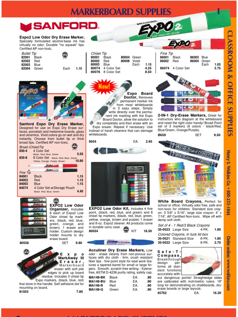 catalog1 pencil art materials