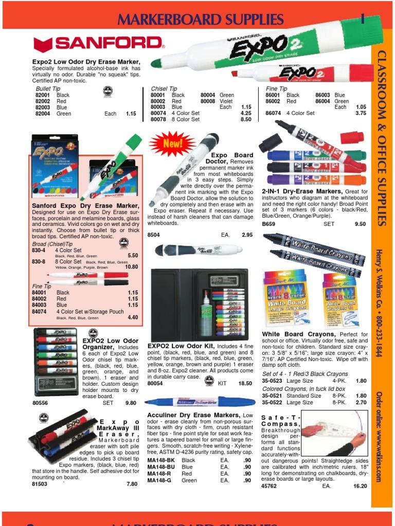 Catalog1   Art Materials   Writing Implements