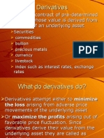 Derivatives (1)