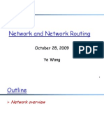 Network Routing DV