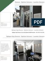 Optique Gojo Derasse - Lunettes Soissons - Opticien Soissons