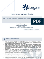 SSA Banks Nigeria Kenya Uganda Deja Vu