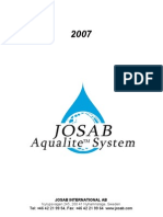 Aqualite Introduction 2007