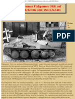 AFV Interiors - Flakpanzer 38t