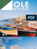 Sicilia Isole - Islands of Sicily