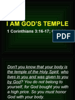 I am God's Temple