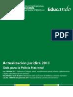 actualizacion legislativa 2011