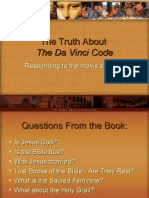 The-Truth-About-Da-Vinci-Presentation