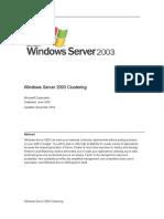 Clustering Document