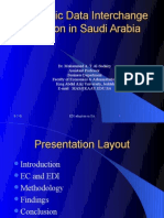 EDI Adoption in Saudi Arabia-Ncc16