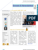 E-newsletter 4CE Issue 3 June
