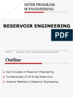 Reservoir Engineering