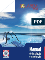 Manual Aquecedor Solarem Pool Tuma