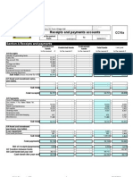 Receipts & Payments 2012