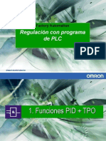 InfoPLC Omron Regulacion PID