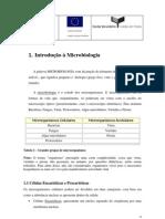 1. Introdução à microbiologia