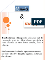 Softwares de facturacao (Open Source) Bamboo e Siwapp