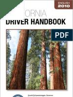 CA Driver Handbook