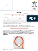 PRACTICAS  mec - 1  EMPALMES