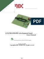 AVR-P40-USB-8535