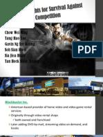 Second Presentation - Blockbuster