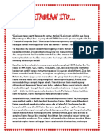 Cerpen Bahasa Indonesia II A