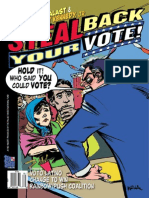 Steal Back Your Vote! by Greg Palast and Robert Kennedy Jr.