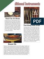 Ate Rich - Thai Instruments