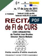 110617 Concert Final de Curs