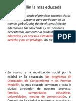 Medellin La Mas Educada
