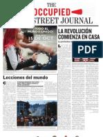 Occupied Wall St Journal, Issue 1, En Español
