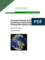 EPA Inspector General Report 11-P-0702
