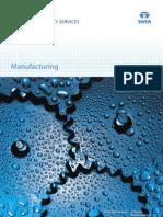 Manufacturing Brochure TCS Manufacturing ISU Brochure 10 2009