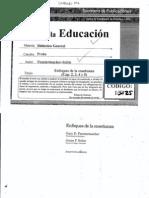 Fenstermacher y Soltis - Enfoques de la enseñanza - Cap. 2 a 5