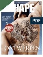 SCA magazine SHAPE 3 / 2011 - Dutch