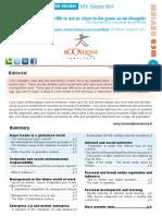 Web Review October 2011 - Boostzone Institute