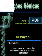 mutacoes