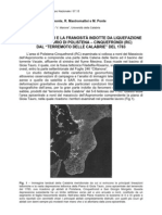 AA.VV. Comunicazione su Terremoto di Cinquefrondi 1783