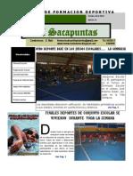 SACAPUNTAS 11 EDICION