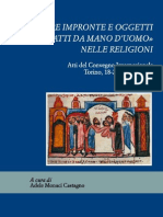 Luca Patrizi - Impronte, ritratti e reliquie di profeti nell'Islām