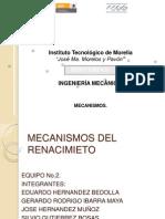 Mecanismos Del Renacimieto Silvio-lalo